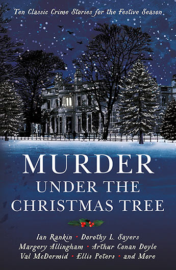 Christmas In Australia Book.Murder Under The Christmas Tree Edited By Cecily Gayford