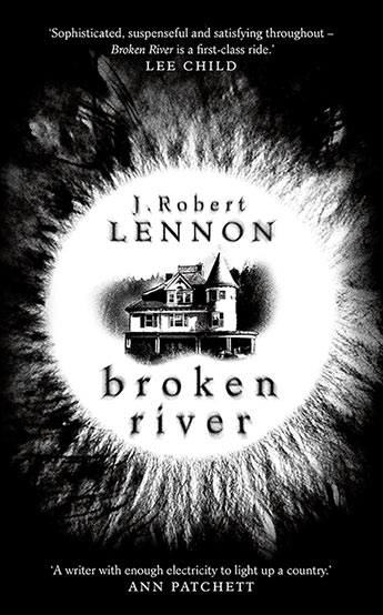 Image result for Broken River by J. Robert Lennon