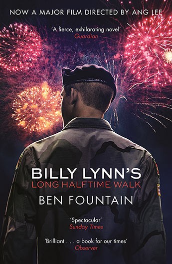 Billy Lynn's Long Halftime Walk (film tie-in)