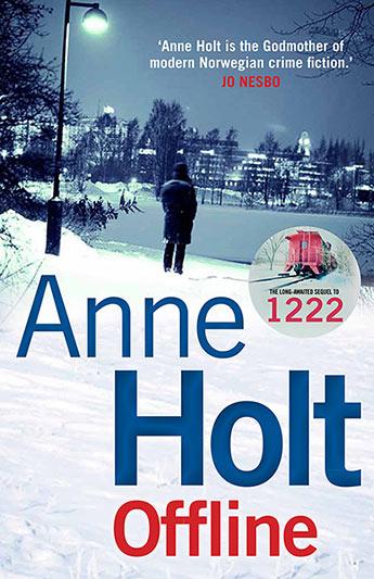 Offline (Hanne Wilhelmsen 9) - Anne Holt - 9781782398806