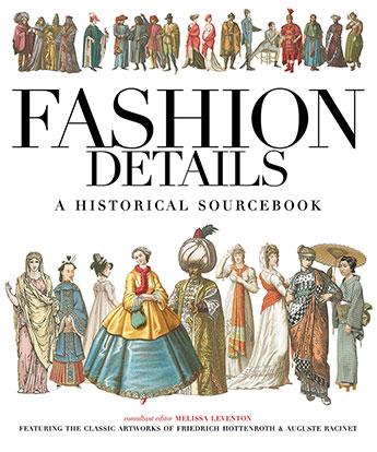 Books about fashion history 78