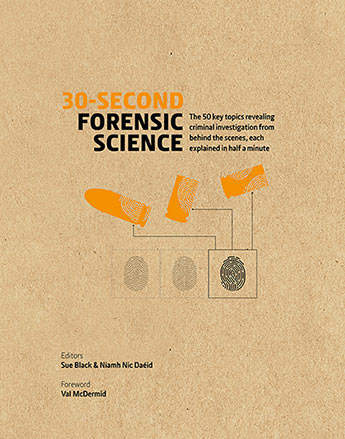 30-Second Forensic Science