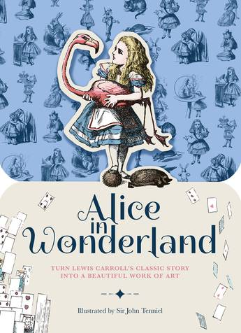 Alice in Wonderland (Paperscapes)