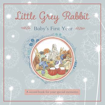 Picture of Little Grey Rabbit: Baby's First Year