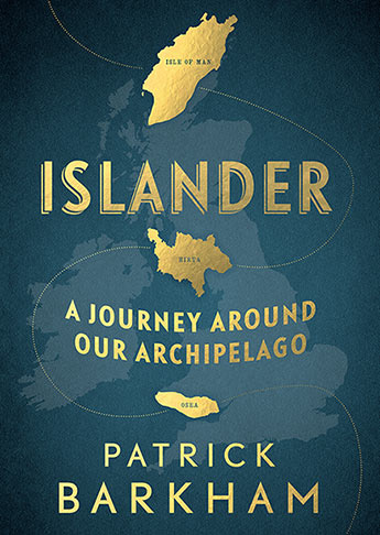 Book cover of Islander by Patrick Barkham