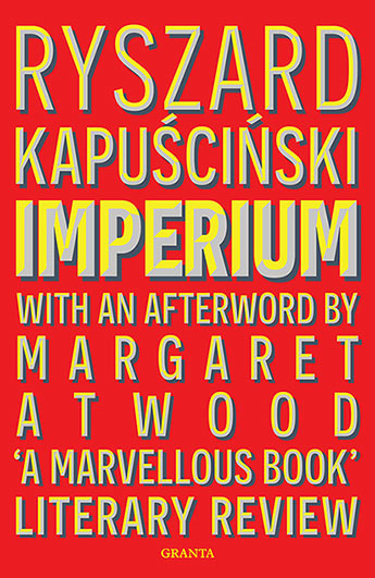 Imperium Ryszard Kapuscinski Translated By Klara Glowceska