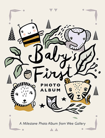 Picture of Baby's First Photo Album