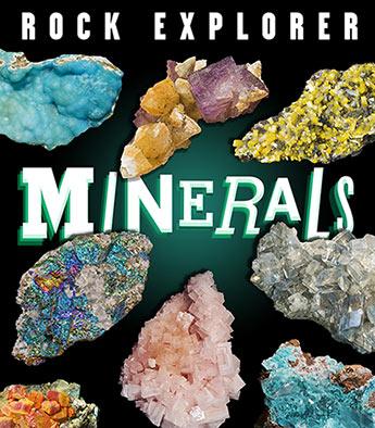 Rock Explorer: Minerals - Claudia Martin - 9781784939649 - Allen