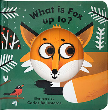 What Is Fox Up To Little Faces By Matthew Morgan Illustrated