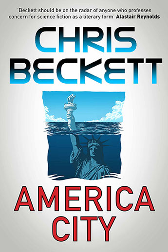 America City Chris Beckett 9781786491527 Allen Unwin Australia