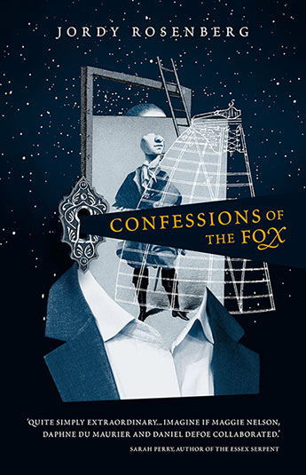 Image result for Confessions of the Fox by Jordy Rosenberg