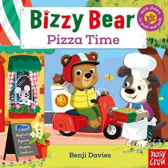 Bizzy Bear: Pizza Time