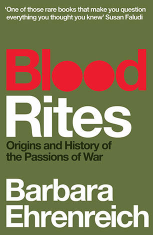 analysis of barbara ehrenreich the roots of war Summary of nickel and dimed by barbara ehrenreich: summary and analysis of the introduction.