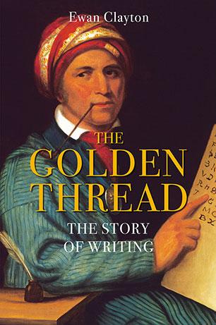 The Golden Thread Ewan Clayton 9781848873629 Allen Unwin