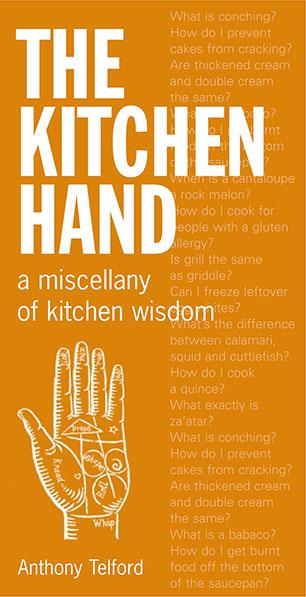 The Kitchen Hand - Anthony Telford - 9781865088907 - Allen & Unwin ...