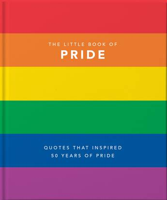 The Little Book of Pride (Quotes to live by)