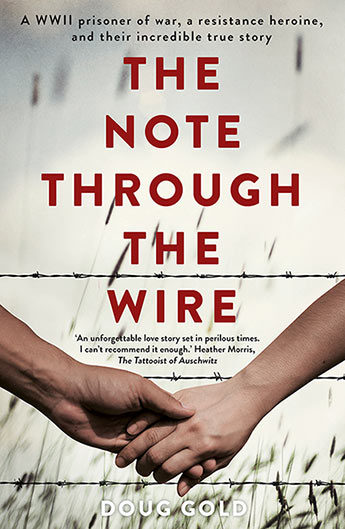 The Note Through the Wire