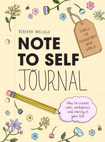 Note to Self Journal