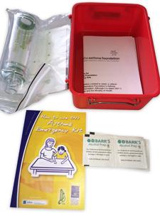 Asthma Emergency Kit