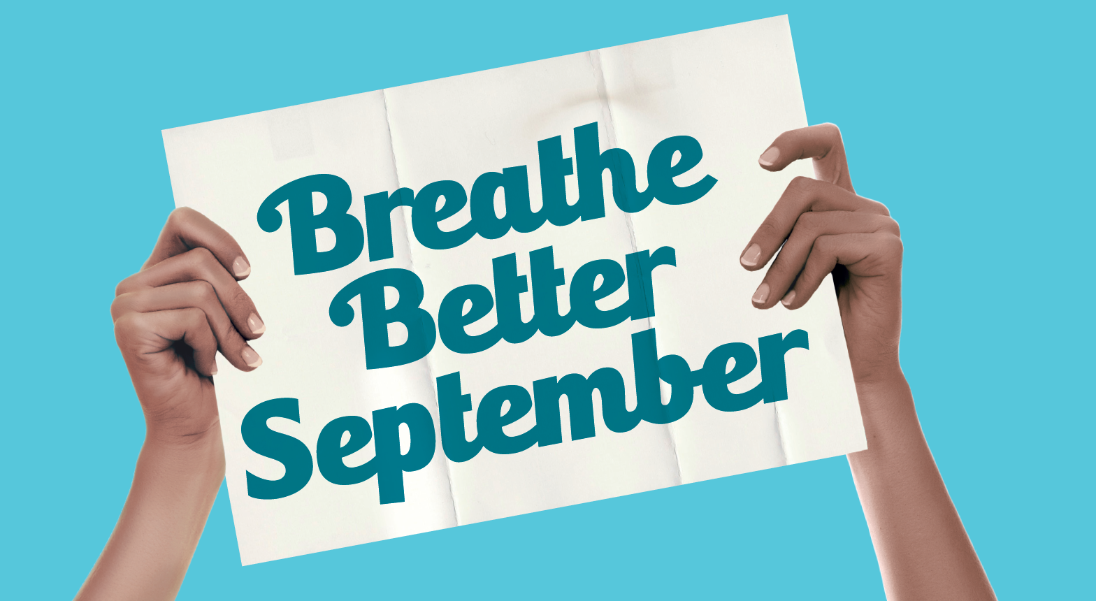 Breathe Better September Logo