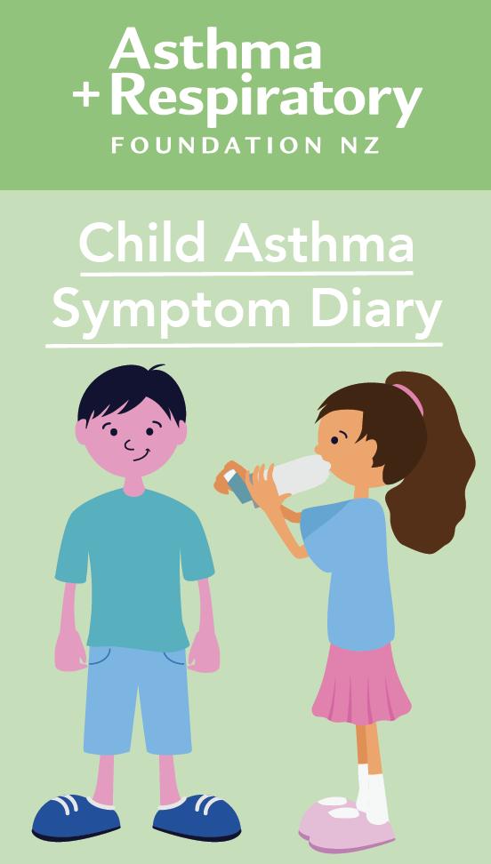 Child Symptom Diary