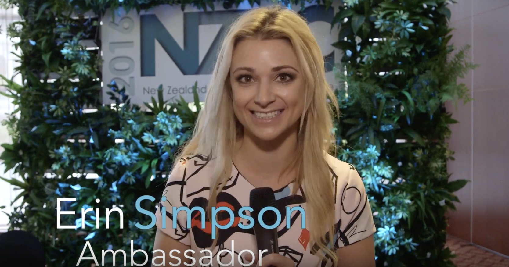 Erin Simpson Conference Video