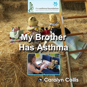 My brother has asthma