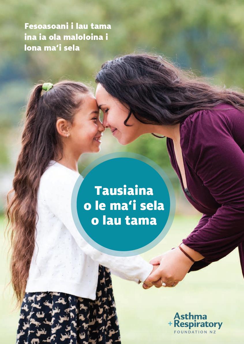 Managing your Child's Asthma (Samoan)
