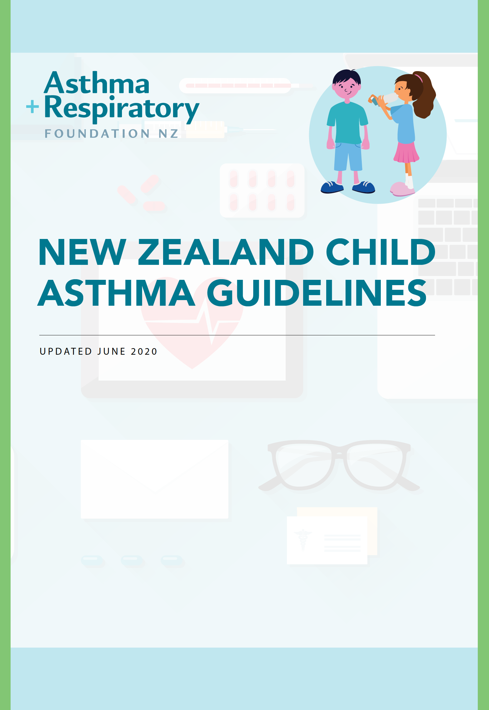 NZ Child Asthma Guidelines