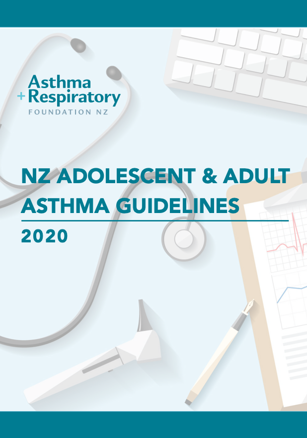 NZ Adolescent and Adult Asthma Guidelines