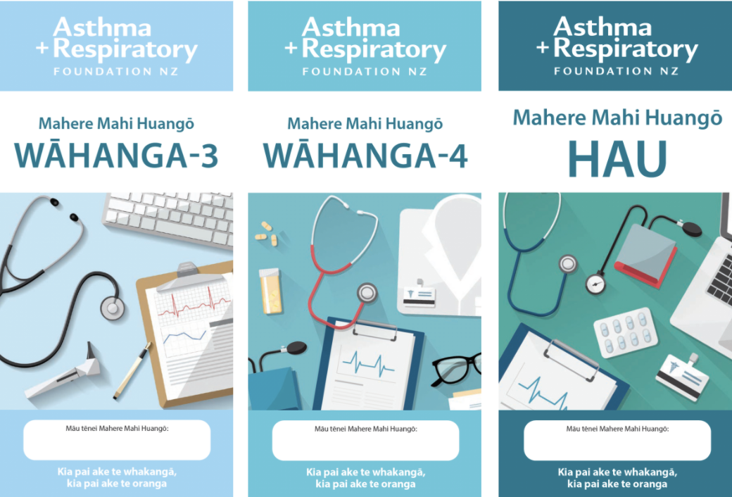 Adult Asthma Action Plans - Te Reo Māori