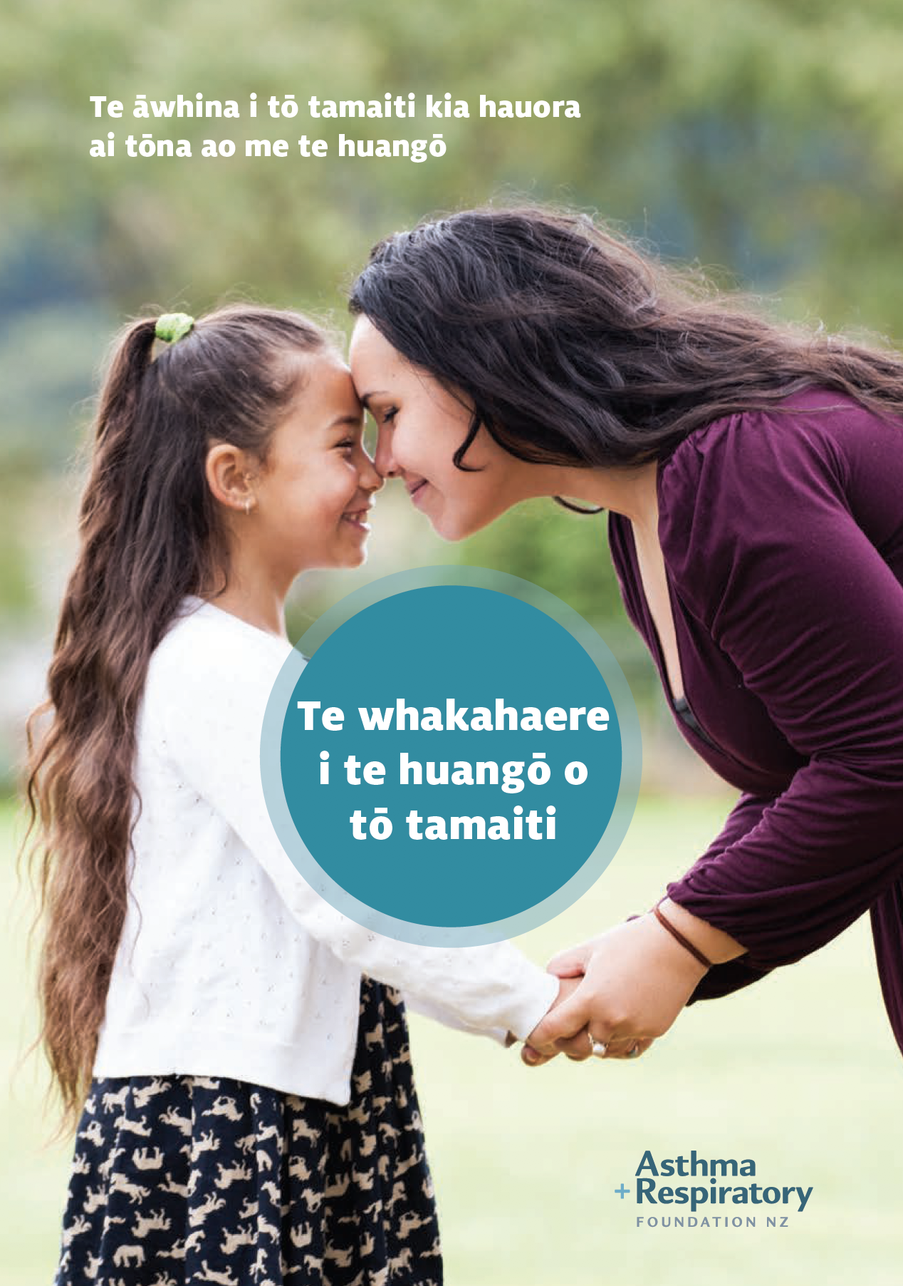 Managing your Child's Asthma Te Reo Māori