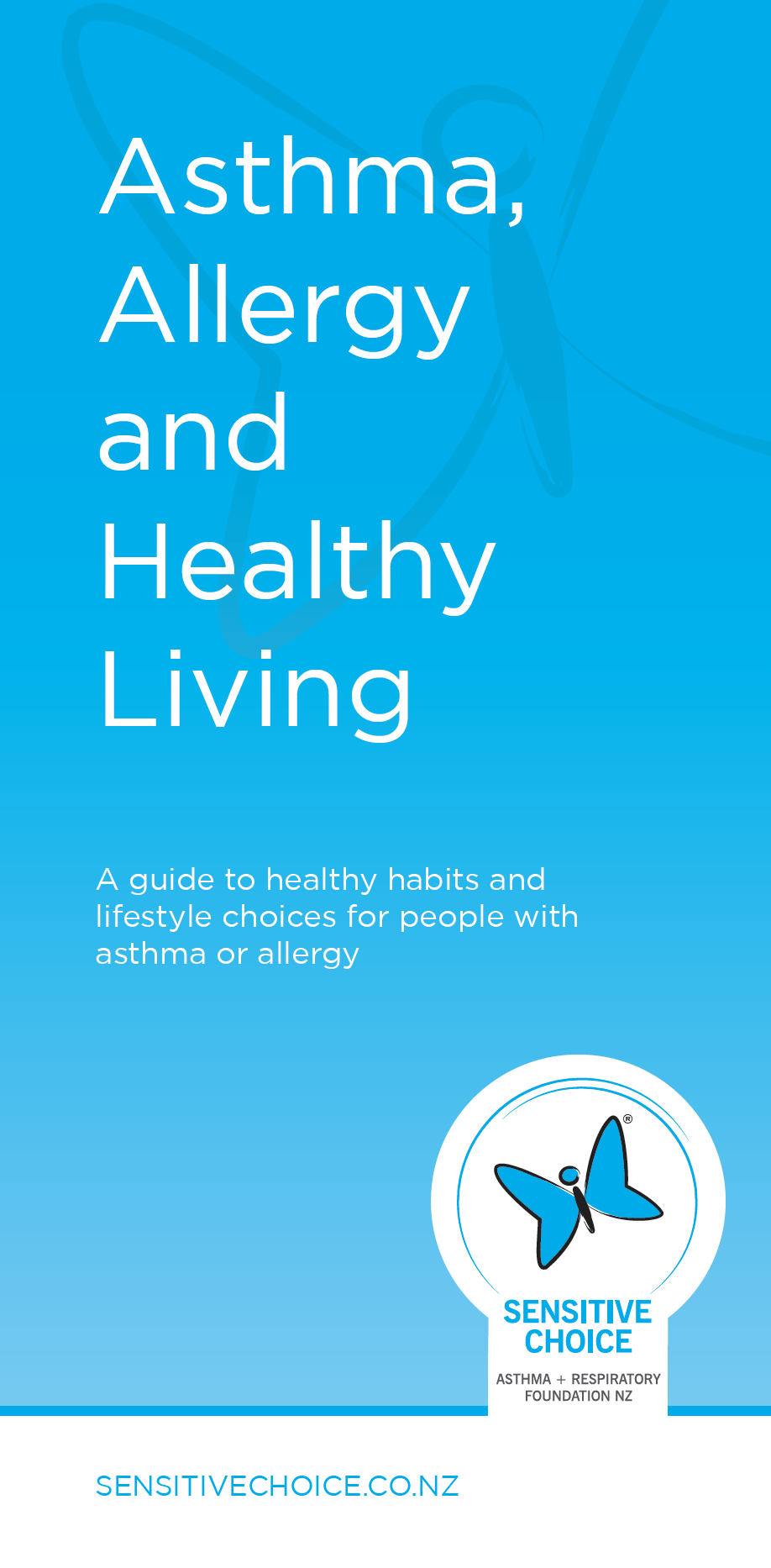 Asthma, Allergy and Healthy Living - Sensitive Choice