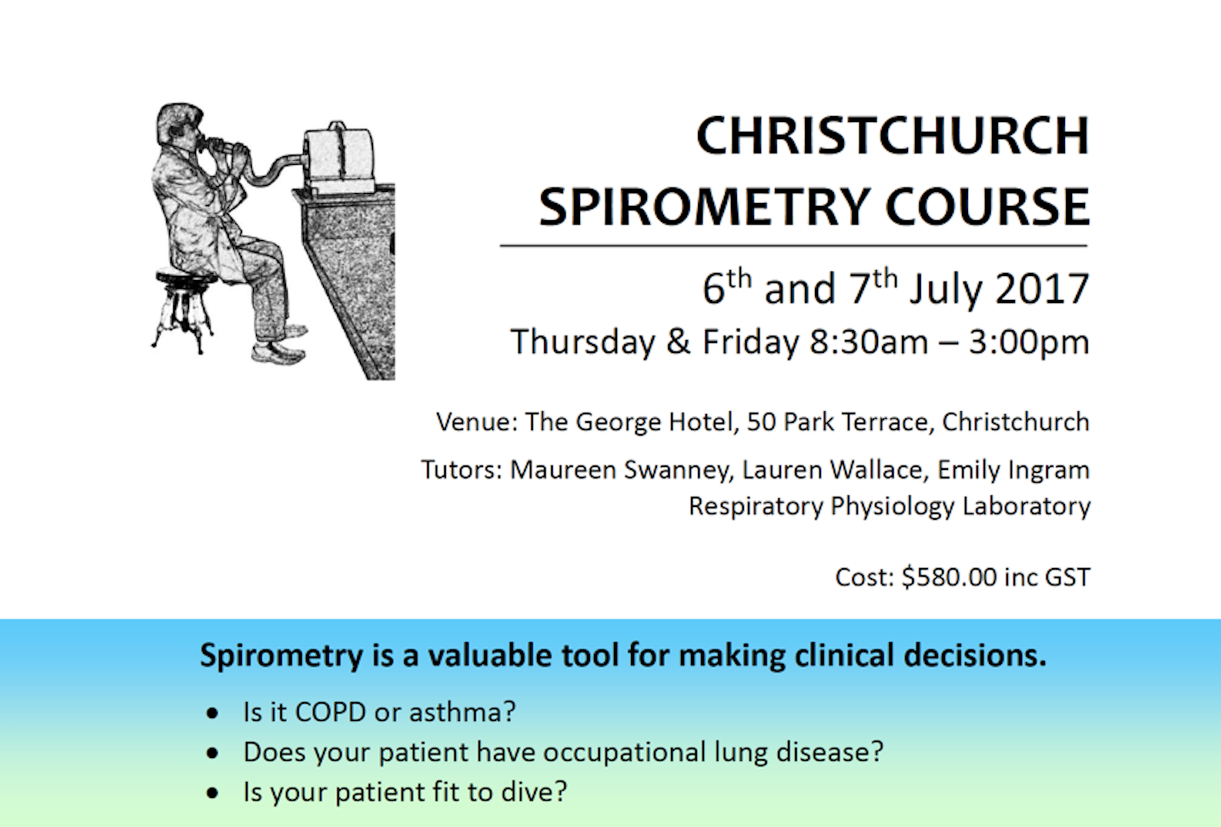 Spirometry Course Image 2017