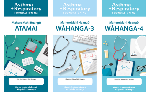 Adult Asthma Action Plans Māori