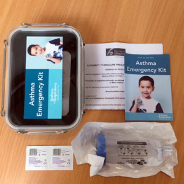 Asthma First Aid Kit