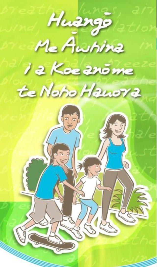 Asthma Help Yourself And Stay Well Maori