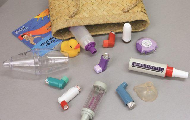 Asthma Medications
