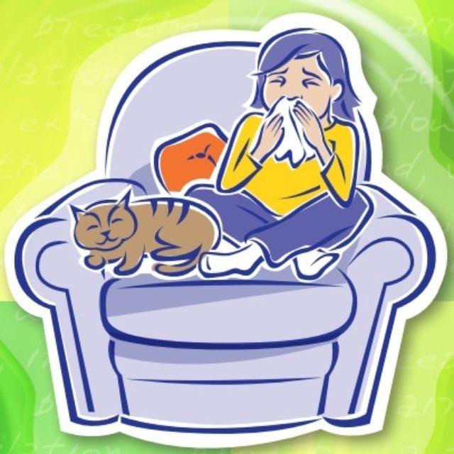 Asthma Trigger Animal Dander