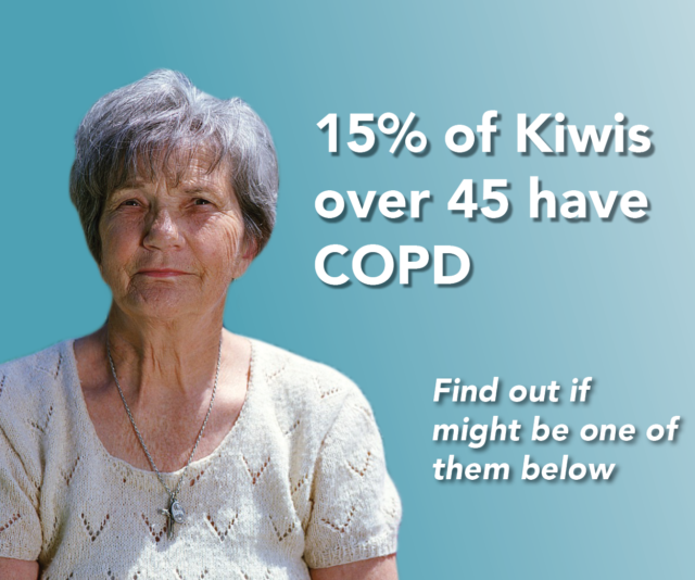 COPD symptoms test