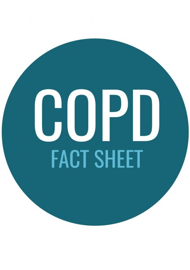 Copd Fact Sheet