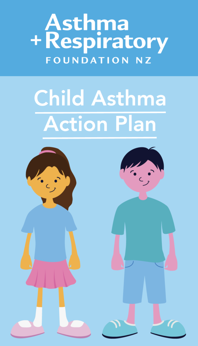 Information for Family and Carers | Asthma Foundation NZ