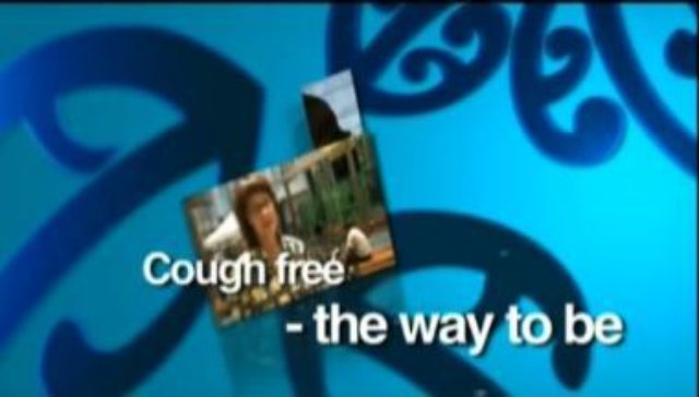 Cough Free The Way To Be