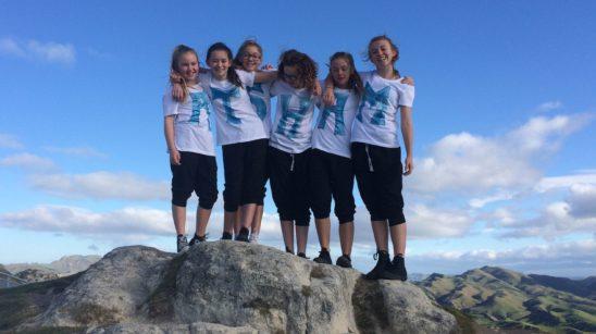Dance4 Asthma Te Mata Peak