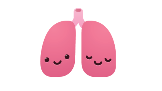 Healthy Lungs Banner