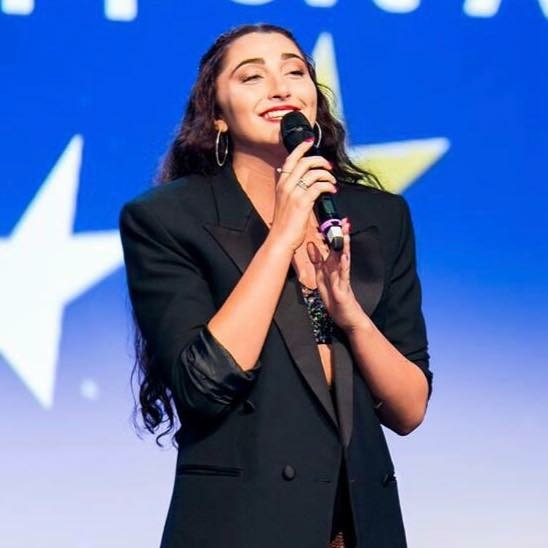 Lilyan is an Amazing Vocalist!