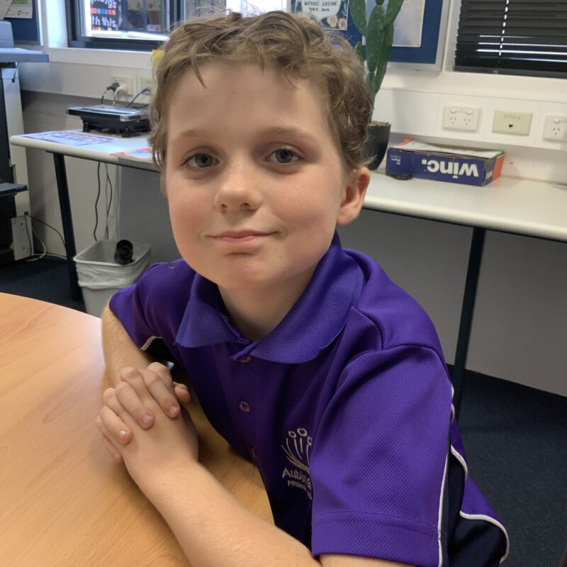 Lewis is an Autism Hero!