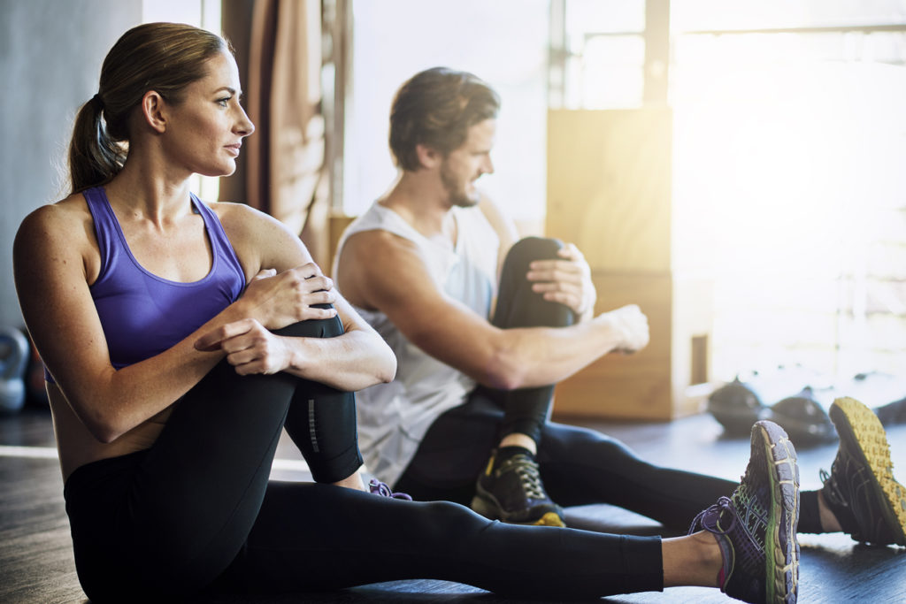 mental health benefits of exercise blog by CWIB