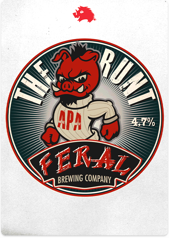 The Runt American Pale Ale
