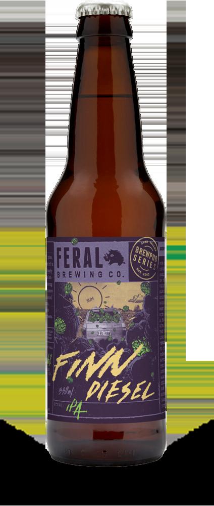 Finn Diesel - Feral Brewing Co